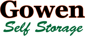 Gowen Self Storage Logo